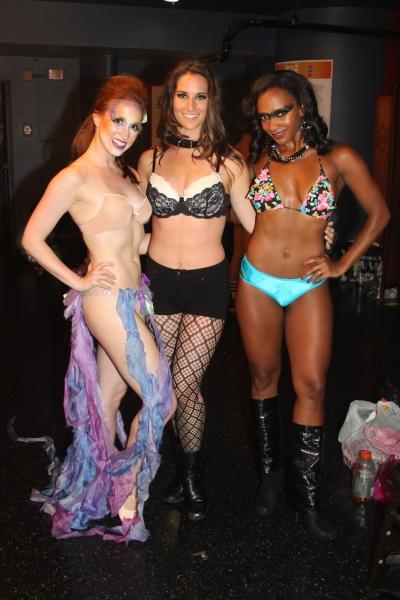 Sarah Kay Marchetti, Robin Masella and Candice Monet McCall Photo