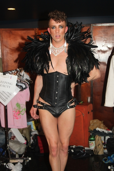 Photos: Backstage at BROADWAY BARES XXII - 'Happy Endings' Galore!