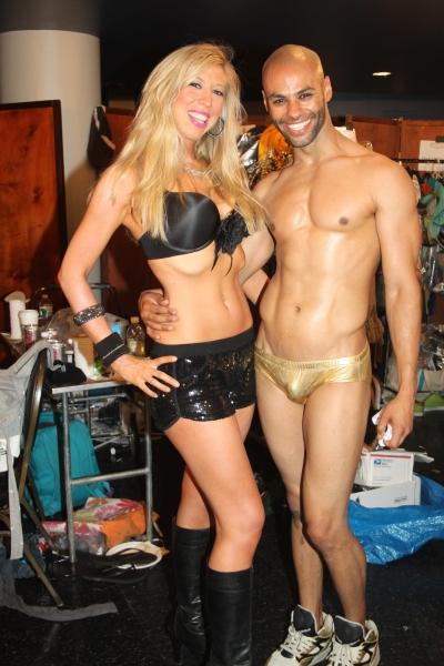 Emily McNamara and Robb Sherman Photo