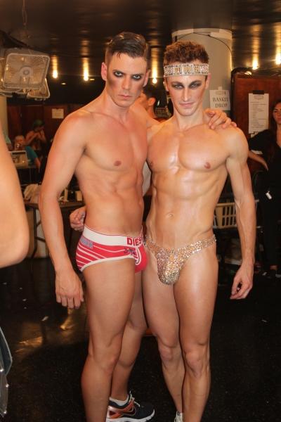 Ben Ryan and Nick Thompson