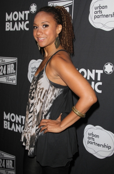 Photo Flash: Hollywood Actors at the Montblanc and Urban Arts Partnership's 24 HOUR PLAYS in LA