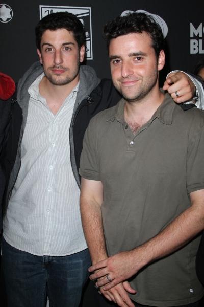 Jason Biggs and David Krumholtz