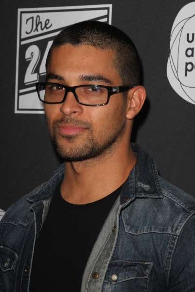 Wilmer Valderrama at Hollywood Actors at the Montblanc and Urban Arts Partnership's 24 HOUR PLAYS in LA