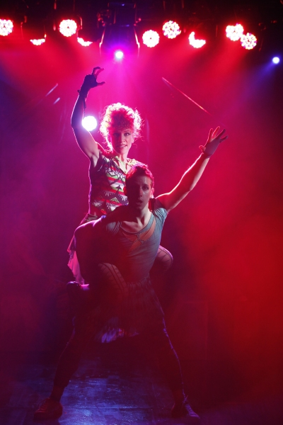 Photo Flash: First Look at Off-Broadway's TRIASSIC PARQ