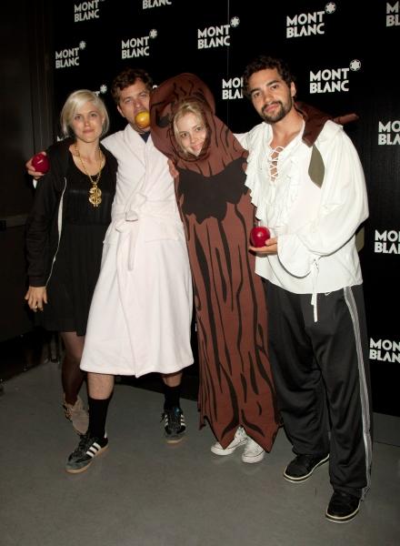 Charity Wakefield, Joshua Jackson, Gillian Jacobs and Ramon Rodriguez   Photo