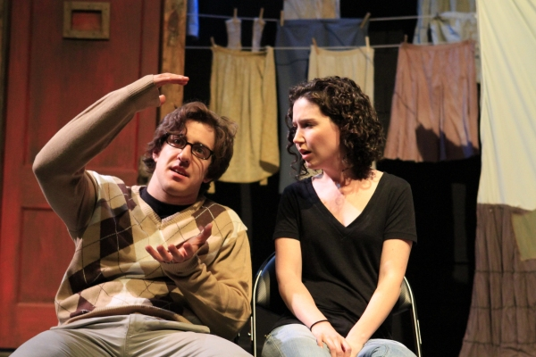 Photo Flash:  First Look at Route 66's NEXT STOP, Opening Tonight!