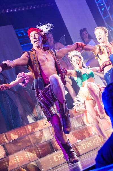 Photo Coverage: BROADWAY BARES XXII: Happy Endings Uncensored Highlights- Event Raises $1,254,176