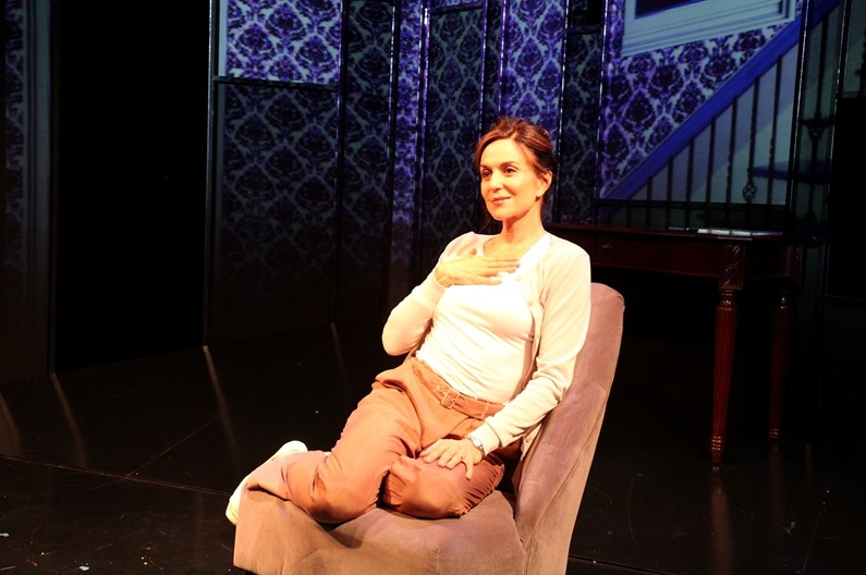 Polly Draper Talks MY BRILLIANT DIVORCE at Bay Street Theatre