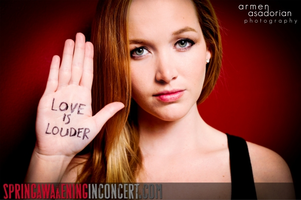 Exclusive Photo Flash: glory|struck's  SPRING AWAKENING- the 'Love Is Louder' Portfolio