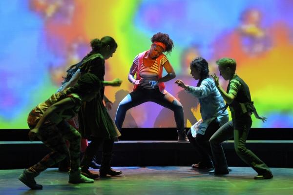 Photo Flash: Eve Ensler's EMOTIONAL CREATURE at Berkeley Rep
