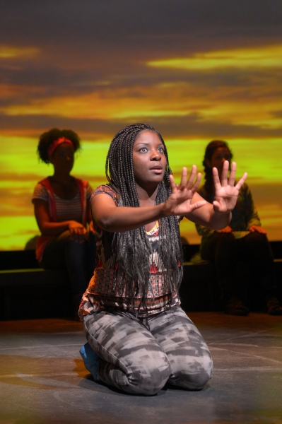 Photo Flash: Eve Ensler's EMOTIONAL CREATURE at Berkeley Rep