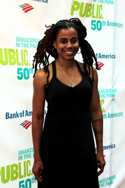 Suzan-Lori Parks at The Public Theater Celebrates 50 Years at the Delacorte & Honors Al Pacino