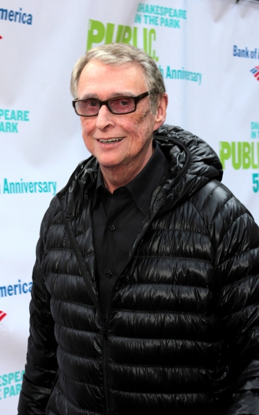 Mike Nichols at The Public Theater Celebrates 50 Years at the Delacorte & Honors Al Pacino