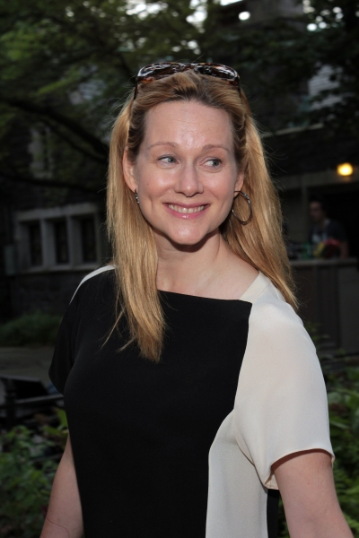 Laura Linney at The Public Theater Celebrates 50 Years at the Delacorte & Honors Al Pacino