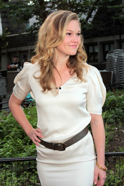 Julia Stiles at The Public Theater Celebrates 50 Years at the Delacorte & Honors Al Pacino
