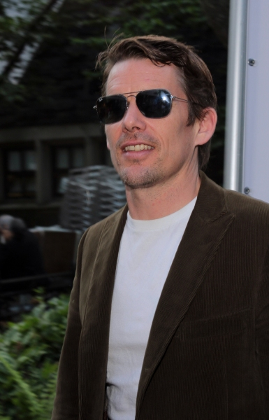 Ethan Hawke at The Public Theater Celebrates 50 Years at the Delacorte & Honors Al Pacino
