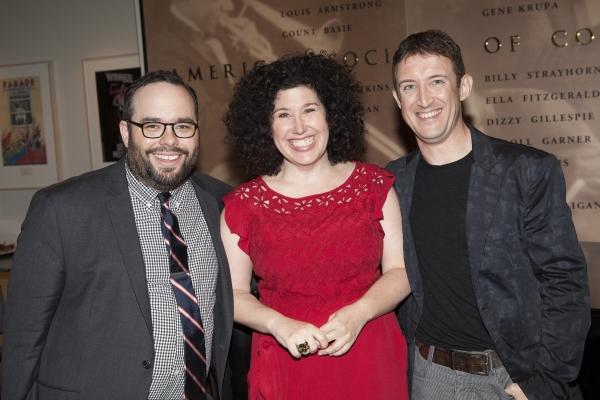 Matt Schatz, Marcy Heisler and Andrew Gerle
