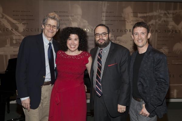 Ted Chapin, Marcy Heisler, Matt Schatz and Andrew Gerle