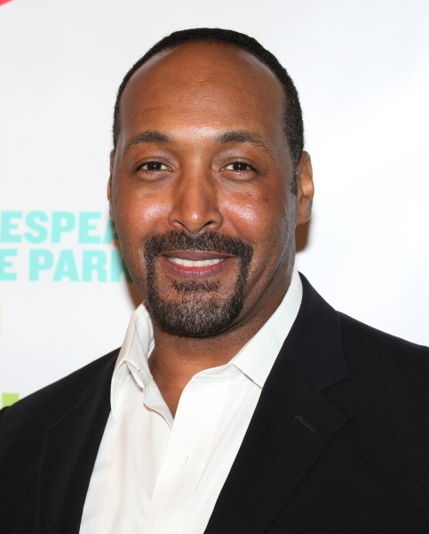 Jesse L. Martin  at ROMEO & JULIET Afterparty with Jesse L. Martin & Co.
