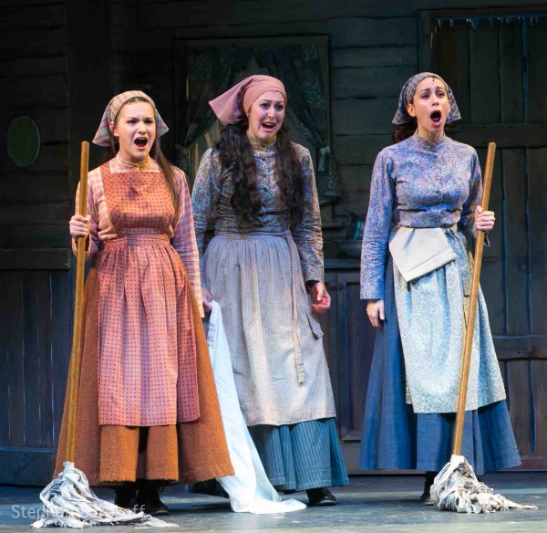 Photos: Inside Opening Night of Barrington Stage's FIDDLER ON THE ROOF