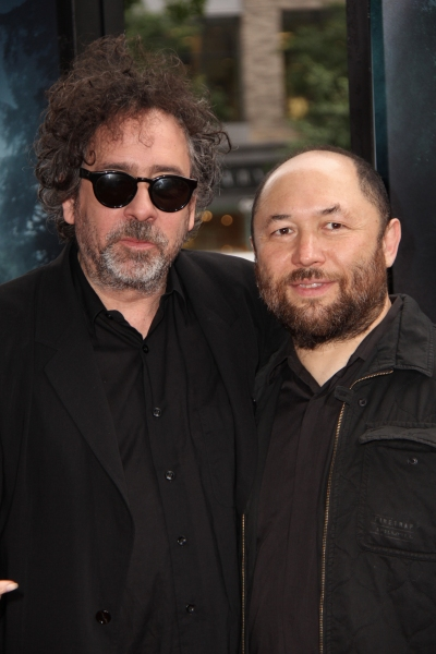 Tim Burton and Timur Bekmambetov
