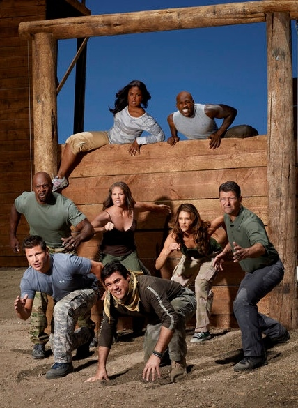 Photo Flash: First Look - Celebrity Cast of NBC's STARS EARN STRIPES