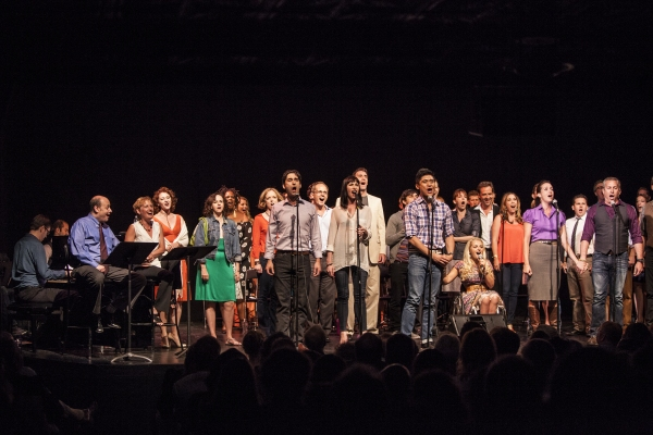 Photo Coverage: Stephanie J. Block & More Celebrate the Transport Group with BABY Concert