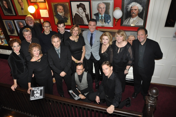 Alison Cimmet, Robin Leslie Brown, James Prendergast, Jim Brochu, John Plumpis, Gibson Frazier, A.J. Shively, Scott Schafer, Marianne Tatum, Patrick Page, Jack Koenig, Alison Fraser, Nora Chester and Ron McClary