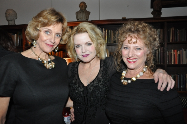 Marianne Tatum, Alison Fraser and Robin Leslie Brown at Patrick Page & More in Project Shaw's THE APPLE CART