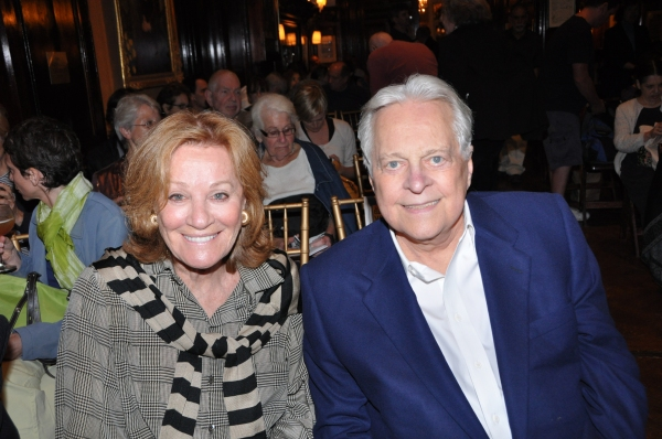 Cynthia Harris and Robert Osborne at Patrick Page & More in Project Shaw's THE APPLE CART
