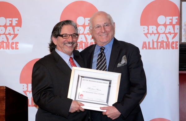 Photos: Off Broadway Alliance Honors the Best of the 2011-2012 Season