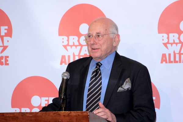 Photo Coverage: Off Broadway Alliance Honors the Best of the 2011-2012 Season