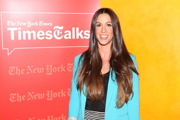 Photo Coverage: Alanis Morissette Visits TimesTalks