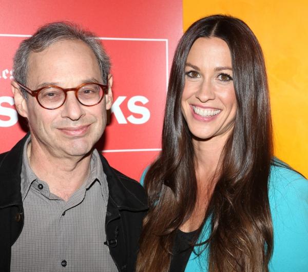 Photo Coverage: Alanis Morissette Visits TimesTalks