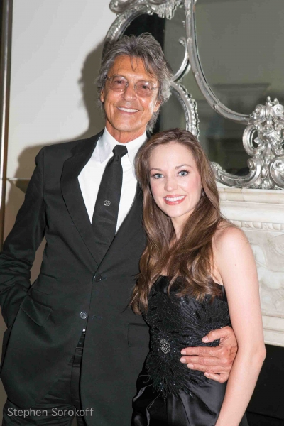 Tommy Tune & Laura Osnes at Laura Osnes Makes Cabaret Debut at The Cafe Carlyle - Joel Grey, Colin Donnell & More!