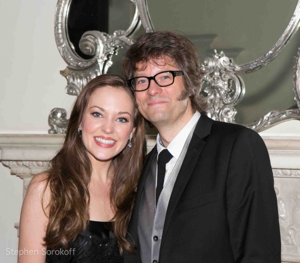 Photo Coverage: Laura Osnes Makes Cabaret Debut at The Cafe Carlyle - Joel Grey, Colin Donnell & More!