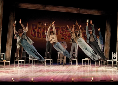 Photo Flash:  First Look at A.C.T.'s SCOTTSBORO BOYS!