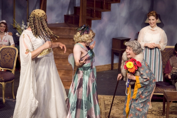 Photo Flash:  First Look at Weathervane's LEADING LADIES!