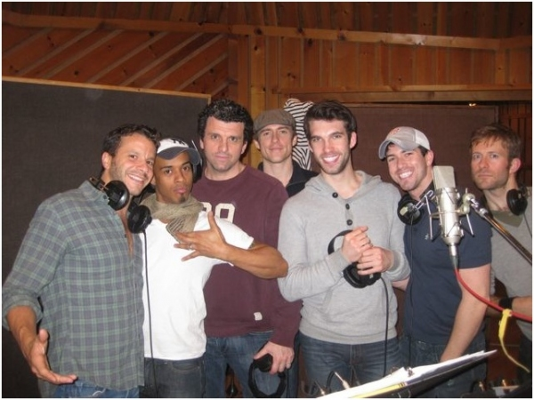 Nick Kenkel, Eric L. Christian, Bradley Dean, Alex Michael Stohl, Johnny Stellard, Michael Jon Slinger and Colin Cunliffe