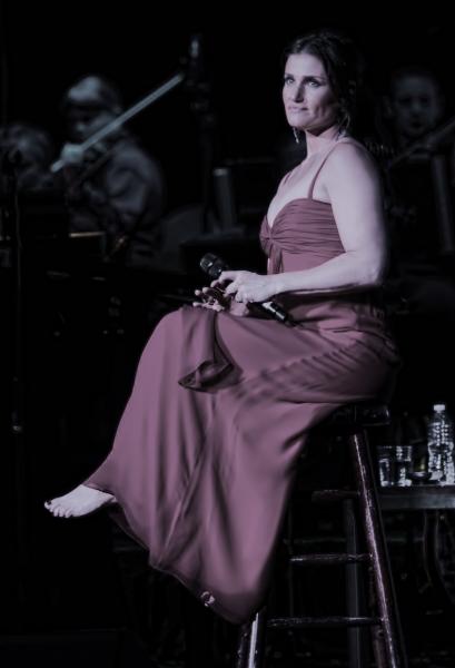 Idina Menzel at Idina Menzel's Concert Tour Visits Kansas City!