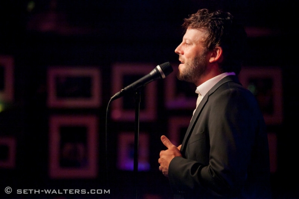 Photo Flash: Jeremy Kushnier Brings Solo Show to Birdland!
