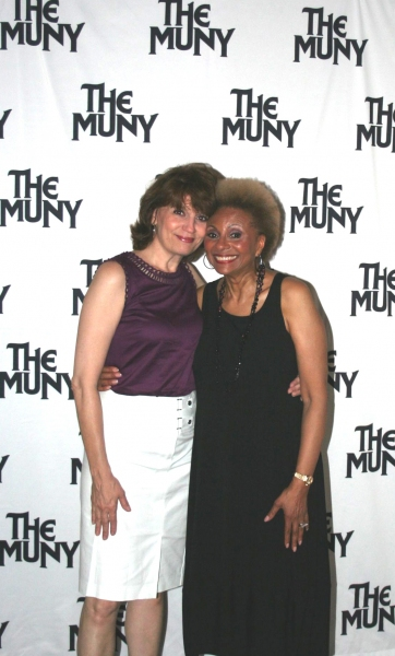 Beth Leavel, Leslie Uggams at Inside Opening Night of MUNY's THOROUGHLY MODERN MILLIE with Beth Leavel, Leslie Uggams, and More!