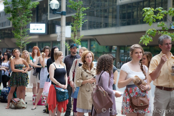 Photo Coverage: The Hunt for 'Dorothy' Begins in Toronto for THE WIZARD OF OZ Reality Show
