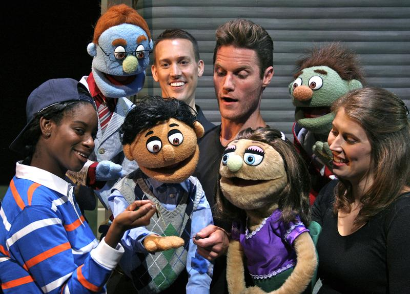 Theatre Group at SBCC Presents AVENUE Q, July 13-28