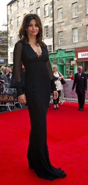 Photo Flash: William Friedkin, Gina Gershon & More on The Red Carpet for KILLER JOE, Edinburgh International Film Festival