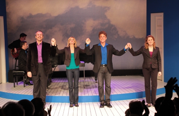 Photo Coverage: York Theatre Opens CLOSER THAN EVER - Christiane Noll & More!