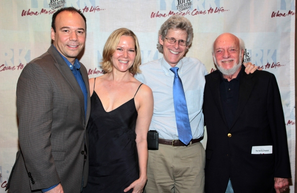 Danny Burstein, Rebecca Luker, Ted Chapin, Hal Prince at York Theatre Opens CLOSER THAN EVER - Christiane Noll & More!