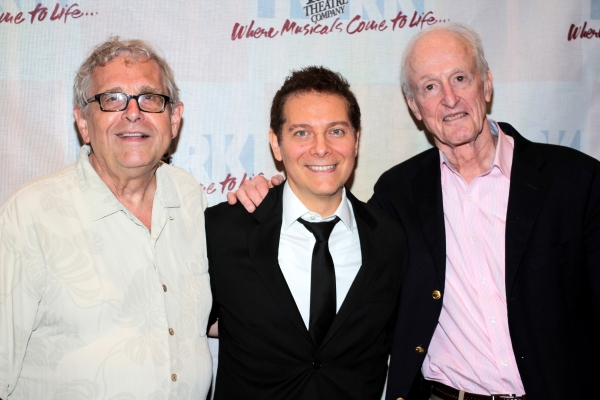 Richard Maltby, Jr., Michael Feinstein, David Shire at York Theatre Opens CLOSER THAN EVER - Christiane Noll & More!