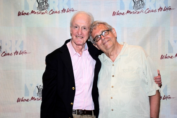 David Shire, Richard Maltby, Jr. at York Theatre Opens CLOSER THAN EVER - Christiane Noll & More!