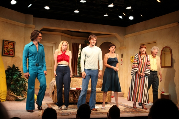 Photo Coverage: 3C Celebrates Opening Night at Rattlestick Playwrights Theater